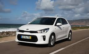 subcompact cars 2018 kia rio hatchback first drive u2013 review u2013 car and driver