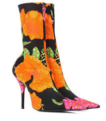 los angeles balenciaga shoes ankle boots high heel outlet get the