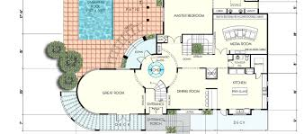 Unique Floor Plans For Homes by Marvellous Unusual House Plans Ideas Best Image Contemporary