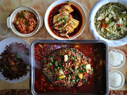 駑ission cuisine sichuan food in jb at restaurant culture 渝香食府 johor kaki