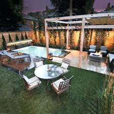 Pool Ideas For Backyards Best Small Backyard Ideas Swimming Pool Design Backyard Designs