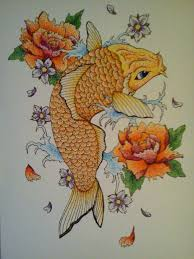 koi fish tattoo designs by kawaiimoogle on deviantart