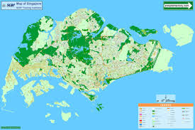Singapore Map World by Singapore Civil Defence Force Scdf Where To Buy Maps