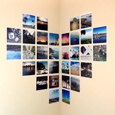 display photos on wall home design ideas