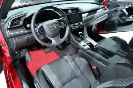 honda civic 2016 si 2017 honda civic si engine exposed youwheel your car expert
