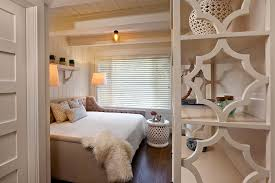 Beadboard Walls And Ceiling by Day Bed Bedroom Transitional Home Renovations With Beige Garden