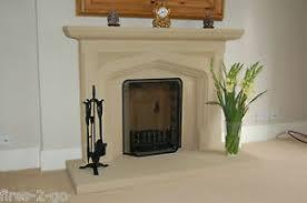 sandstone fireplace sandstone fireplace ebay
