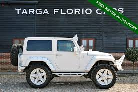 jeep rubicon white used 2015 jeep wrangler for sale in chichester pistonheads