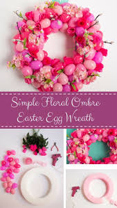 Easy To Make Decorations For Easter by 379 Best Holiday Home Decor Images On Pinterest Christmas Decor