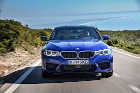 first bmw m5 2018 bmw m5 first drive automobile magazine