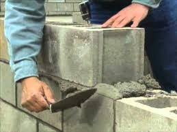 building a concrete block foundation bob vila youtube