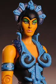 Teela And Evil Lyn - review and photos of mattel masters of the universe classics evil