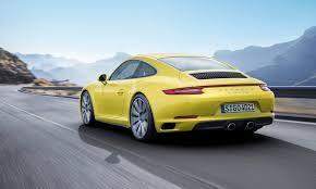 porsche targa 2017 2017 911 carrera 4 and 911 targa 4 pricing thegentlemanracer com