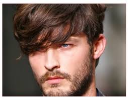 mens long hairstyles thin hair with hair style for mid length hair