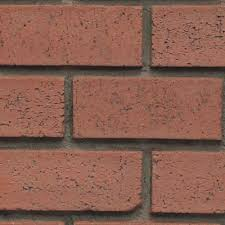 superior building supplies red brick 8 in x 8 in x 3 4 in faux