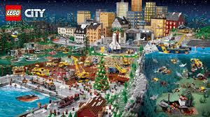 60099 advent calendar wallpaper lego city activities city