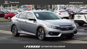 2018 new honda civic sedan ex t cvt at penske automall az iid