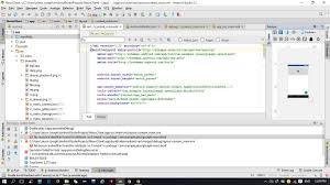 android error 27 no resource identifier found for attribute
