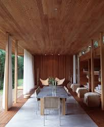 holiday home of architect bjarne hammer founding partner of