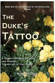 the duke u0027s tattoo by miranda davis