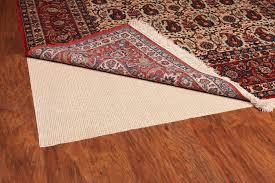 Rug On Carpet Pad Rug Pads Thinkofdesign Com