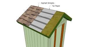 Deer Blind Plans 4x6 Building A Deer Blind Roof Myoutdoorplans Free Woodworking