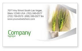Farm Business Card Business Card Template B Jpg