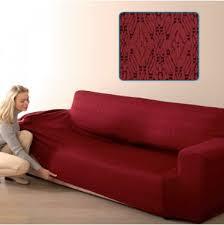 housse pour canapé housse élastique pour canapé 2 places acheter linge de maison la