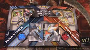 white kyurem battle arena decks black kyurem vs white kyurem opening