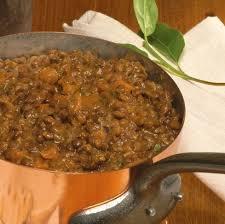 lentilles cuisiner maison escudier lentilles cuisinees graisse oie
