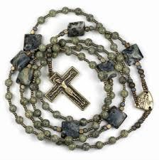 franciscan crown rosary franciscan crown rosary with tau cross