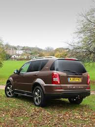 ssangyong korando 2014 2016 ssangyong rexton suv launched with new engine in the uk full