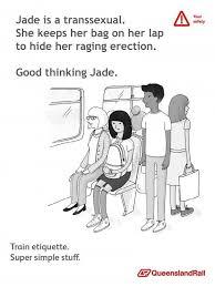 Queensland Memes - queensland rail etiquette posters know your meme