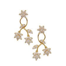 earrings in grt earrings seven fashion diamond earrings grt jewellers