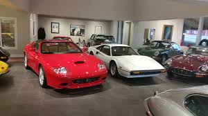 ferrari dealership inside daniel schmitt u0026 co reviews