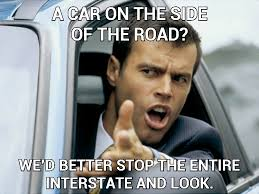 Traffic Meme - i end up saying this in every traffic jam adviceanimals