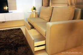 faire canapé soi même ma maison au naturel un canapé avec rangement intégré à faire soi même