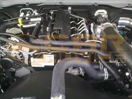 t6 ranger engine transmission u0026 suspension spied all new diesel