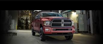 2017 ram 2500 night limited edition truck