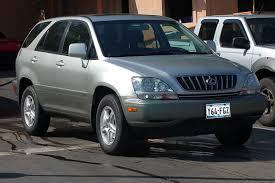jeep lexus lexus rx300 2716185