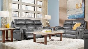 Rooms To Go Living Rooms - blue slate u0026 white living room furniture ideas u0026 decor
