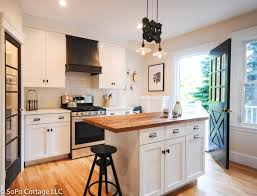 Bungalow Kitchen Design Sopo Cottage The Kitchens Before And After