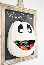 Halloween Door Wreath by 50 Best Halloween Door Decorations For 2017