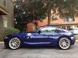 fs 2006 bmw z4m coupe interlagos blue 73k miles vmrs priced