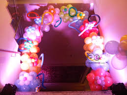 Balloon Decoration For Birthday At Home by Images Of Balloon Decoration For Birthday Image Inspiration Of