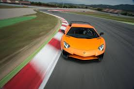 lamborghini front view lamborghini aventador sv roadster confirmed limited to just 500 cars