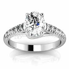 oval cut diamond oval cut diamond engagement ring 0 75 2 5 carat 4 prongs more