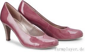 gabor lack pumps rosa b4xkjrc nizza diverse arten schuhe