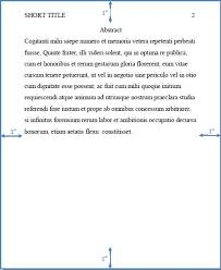 writing in apa format example franklin style manual 3 2 standard parts of an apa paper
