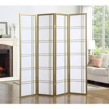 4 panel room dividers u0026 decorative screens for less overstock com
